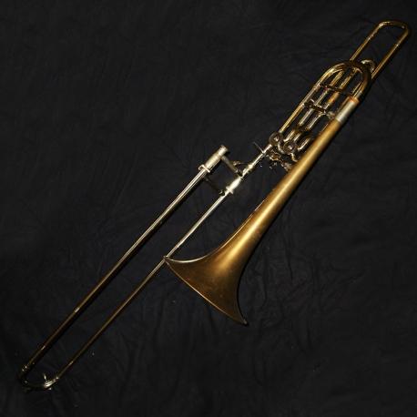 YAMAHA / BACH Bass Trombone Bb/F/D