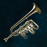 TR-501 Hoch-B-Konzerttrompete