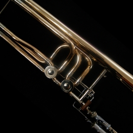 SL-610 F/D(Eb)/Bb Contrabass Trombone