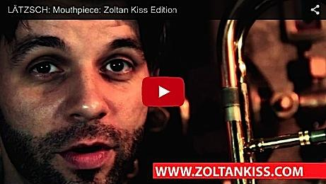 Promo Zoltan Kiss Edition Mouthpiece