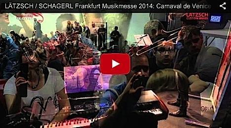 Musikmesse Frankfurt 2014