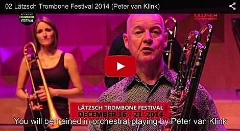 Promo Festival 2014 Peter van Klink (2014)
