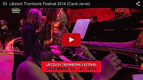 Promo Festival 2014 Carol Jarvis (2014)