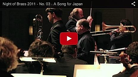 Night of Brass 2011 - A Song for Japan