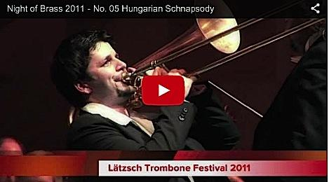 Night of Brass 2011 - Hungarian Schnapsody