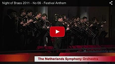 Night of Brass 2011 - Festival Anthem