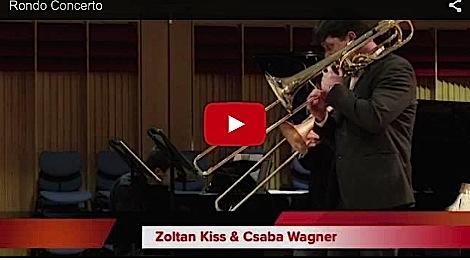 Rondo Concerto Zoltan Kiss & Csaba Wagner