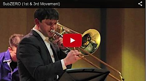 SubZERO (1st & 3rd Movement) Csaba Wagner
