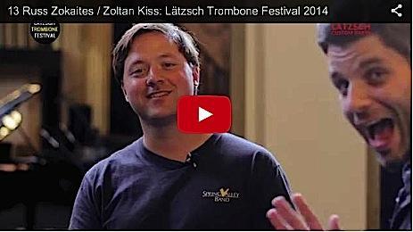 Trailer Russ & Zoltan Festival 2014